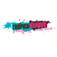 Logo  TROPICADINGUE at mon Trésor 2018