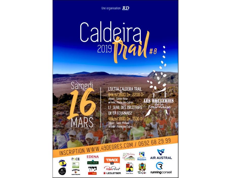 Affiche CALDEIRA TRAIL 2019